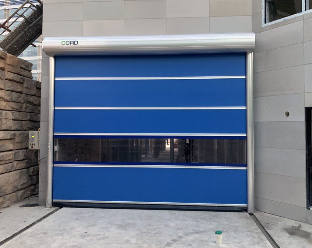 COAD-2, High speed door for water-proof