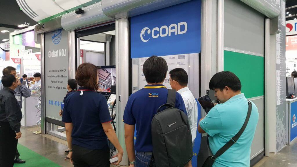 COAD Booth at PROPAK ASIA 2019