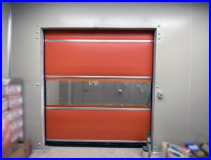 High speed door_COAD